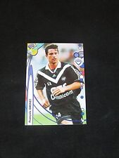 GRENET  GIRONDINS BORDEAUX Carte football card FRANCE FOOT DS 1999-2000 panini