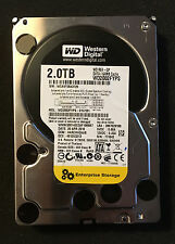 WD RE4-GP 2TB 3.5 Inch 7200 RPM 64MB Cache SATA 3.0Gb/s WD2002FYPS HDD