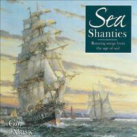 Various Artists - Sea Shanties / Various [New CD]
