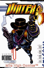 VIRTEX (1998 Series) #0 Near Mint Comics Book