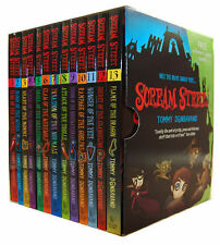 Scream Street Tommy Donbavand 13 Books Collection Boxed Set Pack NEW