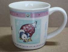 2003 Wedgwood Peter Rabbit Series, Jemima Puddle-Duck Mug