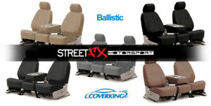 CoverKing Ballistic Custom Seat Covers for 1990-1991 Lincoln Town Car