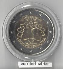 Spanje    Verdrag van Rome   2007   UNC   in   CAPSULE