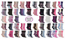 Cotton Blend Argyle, Diamond Socks for Women