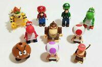 K'nex Nintendo Wii Mariokart Mario bowser Yoshi Luigi Figura Set sigillata!!