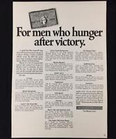 Original 1973 AMERICAN EXPRESS Full Page Ad ~ Vintage CREDIT CARD Advertisement