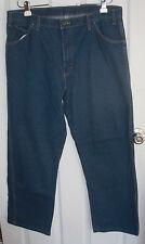 Dickies Blue Jeans 38x34 Regular Fit 100% Cotton
