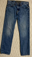 AMERICAN EAGLE OUTFITTERS RELAXED MEN'S JEANS SIZE 31 X 34