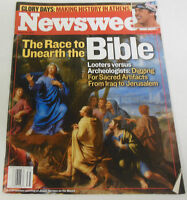 Newsweek Magazine The Race To Unearth The Bible August 2004 071714R