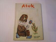 Atuk, Eskimo Boy, Mischa Damjan, Gian Casty, 1966, 1st Edition, Library Binding