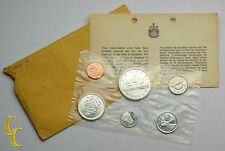 1965 Canada Proof Like Coin Set with Brown Envelope & CoA