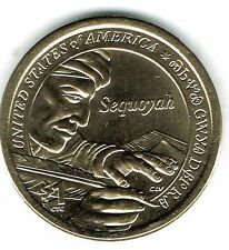 2017-P $1  Brilliant Uncirculated  Commemorative Cherokee Inventor of Syllabary!