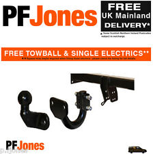 Towbar for Vauxhall Astra (F) Hatchback (Not Cabrio) 1984-1998 - Flange Tow Bar