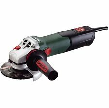 Metabo ANGLE GRINDER WE15125 125mm 1550W, Automatic Safety Clutch *German Brand