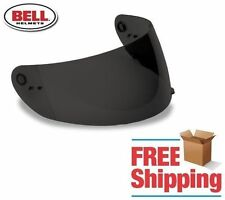 BELL VORTEX QUALIFIER STAR REVOLVER EVO RS-1 TINTED DARK SMOKE FACE SHIELD VISOR