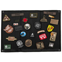OneTigris Tactical Military Patch Sticker Holder Board Hook & Loop Patch Panel