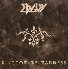 Kingdom of Madness EDGUY CD ( FREE SHIPPING)