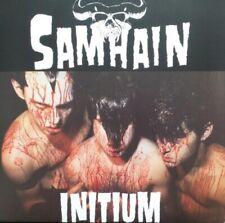 SAMHAIN Initium LP NEW VINYL Plan 9 Misfits Danzig