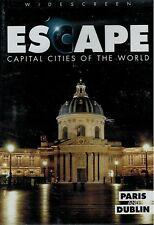 Escape: Capital Cities of the World - Paris and Dublin (DVD, 2009, Liam Dale)
