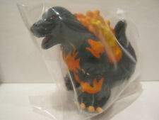 Godzilla 1995 - 'Burning Godzilla' - Brand New Yubi Figurine Finger Poppet