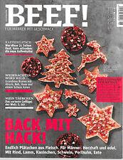 BEEF! Back mit Hack Nr. 30 Ausgabe 6/ 2015 Neuwertig