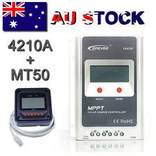 EPsolar Tracer 40A MPPT Solar Regulator Charge Controller + MT50 Remote Meter AU