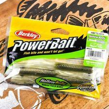 "BERKLEY POWERBAIT: Hollow Belly Flippin Tube (5.5"" 3ct) Texas Rig Bait | HITCH"