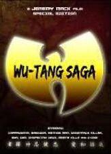 USED (VG) Wu-Tang Saga (2010) (DVD)