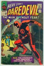 Daredevil #10 October 1965 VG- Wally Wood art