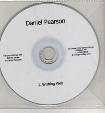 (CJ125) Daniel Pearson, Wishing Well - DJ CD