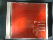 MARINI GIOVANNA- PASSIONI (2004). CD.