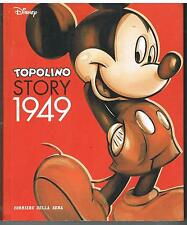 TOPOLINO STORY N.1 - 1949 - CORRIERE DELLA SERA -  2005 - NUOVO