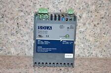 Sola SFL 6-12-100 Power Supply Stromversorgung Spannungsversorgung 6 A VDC