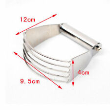 Stainless Steel Baking Tools Pastry Blender Pastry Dough Whisk Cutter Mixer 430
