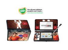 Wreck-it Ralph Vinyl Skin Sticker for Nintendo 3DS
