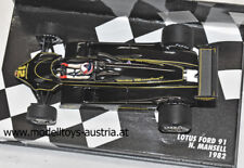 Lotus 91 Ford 1982 Nigel MANSELL 1:43 Minichamps