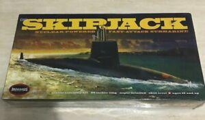 1:72 USS NAVY SKIPJACK Moebius Models 1400 1/72 MASSIVE 42in FAST Attack SUB