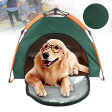 Portable Outdoor Pet Tent Dog Cat Puppy Waterproof Travel Auto Folding Kennel