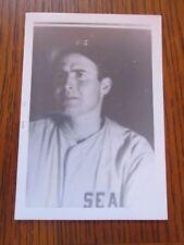 1950   DEWEY SORIANO   SAN FRANCISCO SEALS   PHOTO SNAP SHOT