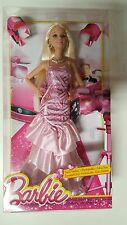 Barbie Puppe Mattel BFW16 ♥ pink & fabulous ♥ Gala in rosa - NEU/OVP