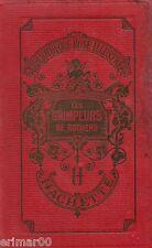 Les grimpeurs de rochers // Bibliothèque Rose Illustrée / Capitaine MAYNE - REID