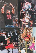 WRESTLING WWF WRESTLEMANIA LIVE 1999 BASE PHOTOCARD SET OF 54 NO PHOTO ALBUM