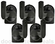 Universal Bose Jewel Cube Speaker Wall Mount Stand Bracket 5 Pack Black US Ship