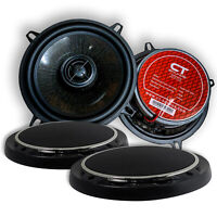 CT Sounds Strato Car Audio 5.25 Speakers 2 Way Coaxial Full Range Set (PAIR)