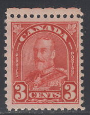 Canada #167 3¢ King George V Arch Issue Mint Never Hinged - C