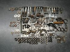 1988 88 POLARIS 488 INDY TRAIL ES SNOWMOBILE BODY BOLTS HARDWARE NUTS WASHERS