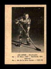 1951 Laval Dairy QSHL #46 Jos. Lepine  G X1810673