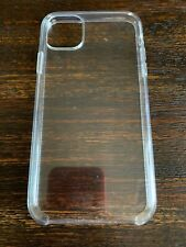 "GENUINE Apple Clear Case FOR iPhone 11 (6.1"") MWVG2ZM/A PREOWNED!"