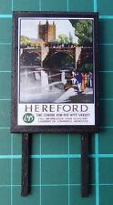 Advertising Hoarding (Hereford)